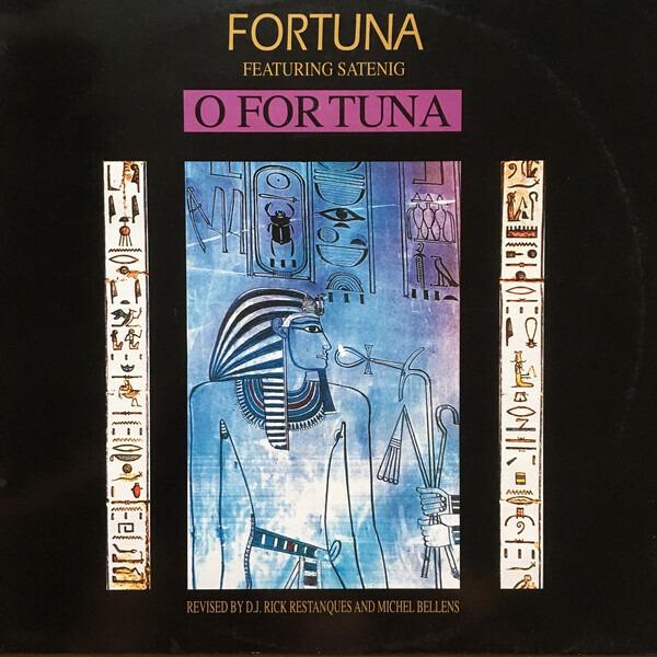 FORTUNA - O Fortuna - Maxi x 1