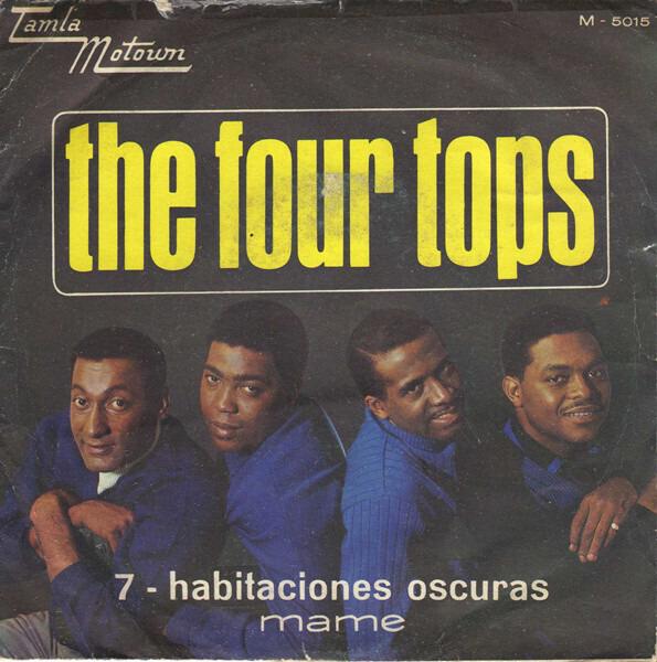 Four Tops 7 - Habitaciones Oscuras