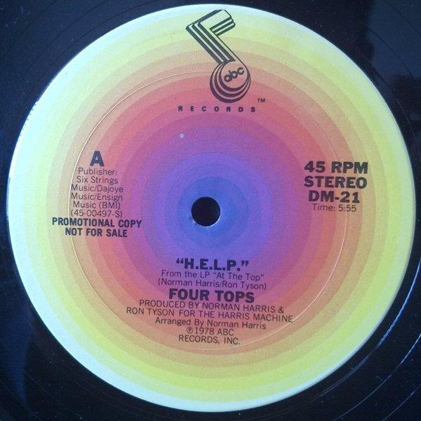 Four Tops H.E.L.P.