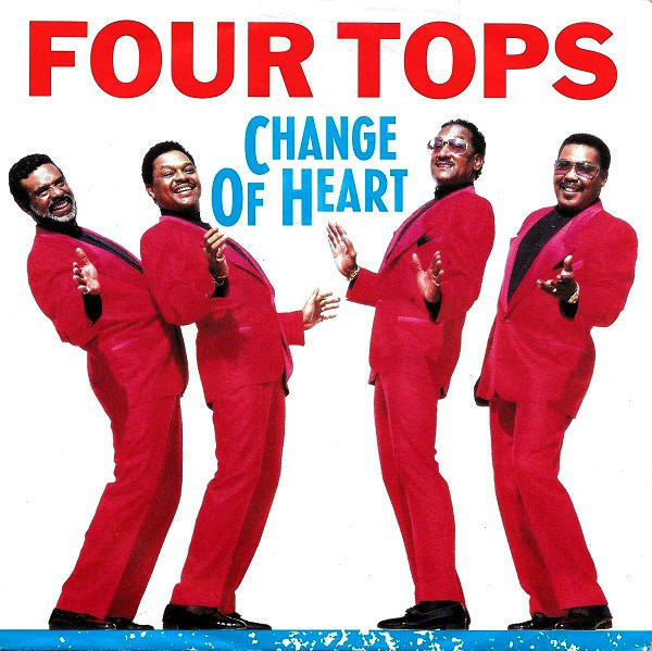 Four Tops Change Of Heart