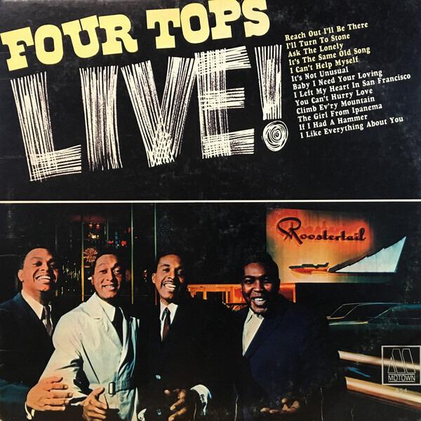 #<Artist:0x000000044ebf48> - Four Tops Live