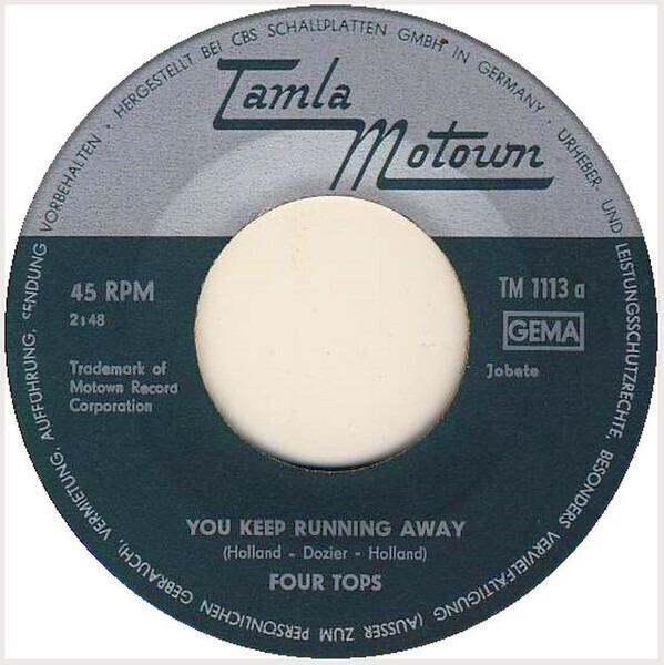 #<Artist:0x007f9ef5929af0> - You Keep Running Away