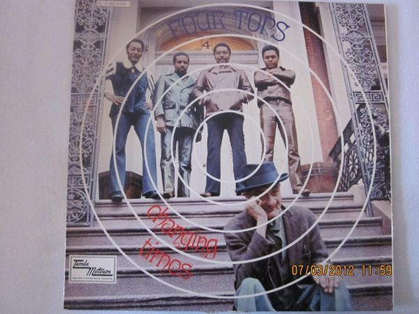 four tops changing times