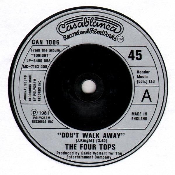#<Artist:0x0000000008689388> - Don't Walk Away
