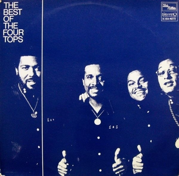 #<Artist:0x00007f4dec8d2688> - The best of The Four Tops