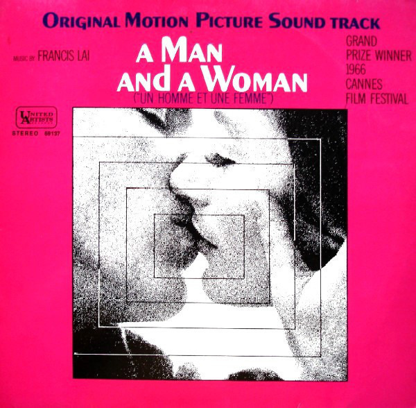 #<Artist:0x0000000008298b20> - A Man And A Woman (Original Motion Picture Soundtrack)