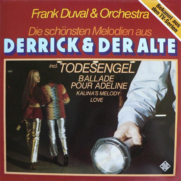 #<Artist:0x00007f65051f2f68> - Die Schönsten Melodien Aus 'Derrick' Und 'Der Alte'