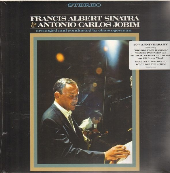#<Artist:0x00007fd9023a5f10> - Francis Albert Sinatra & Antonio Carlos Jobim