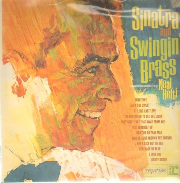 #<Artist:0x007fcf164ad638> - Sinatra and Swingin' Brass