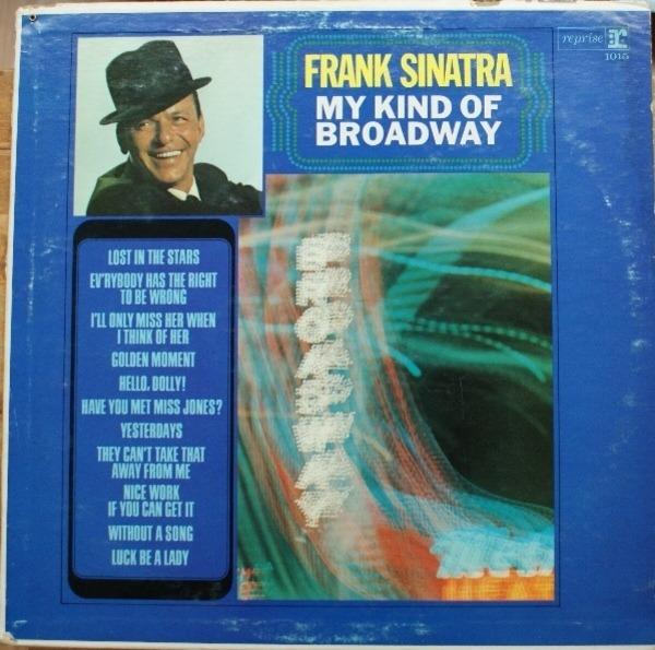 #<Artist:0x00007fd8d62bc008> - My Kind of Broadway