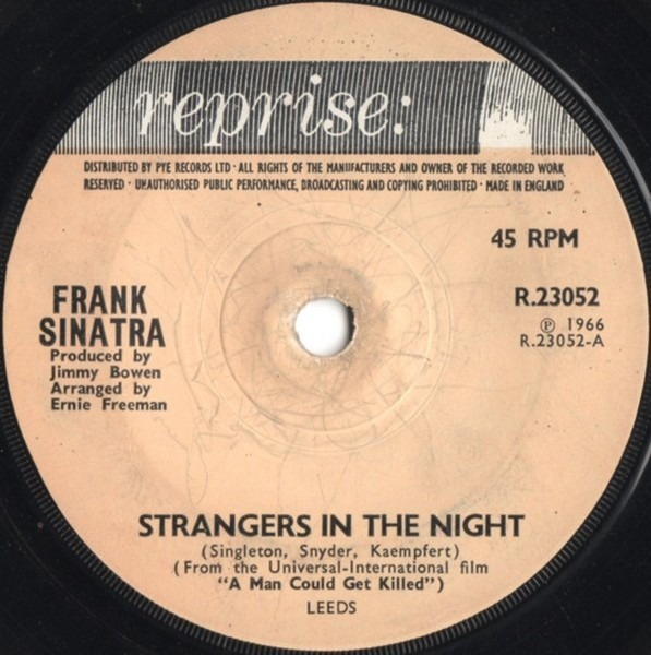 #<Artist:0x000000056bae68> - Strangers in the Night