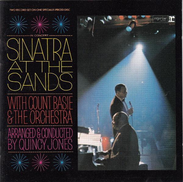 #<Artist:0x00007fd903a16060> - Sinatra at the Sands