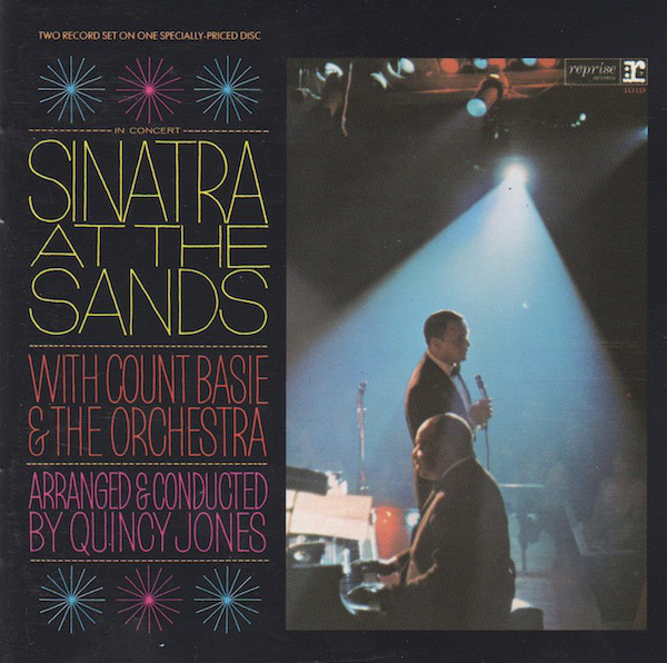 #<Artist:0x00007f8136474d48> - Sinatra at the Sands