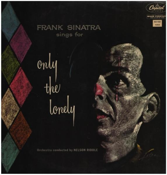 #<Artist:0x00007f3860689a08> - Frank Sinatra Sings For Only The Lonely
