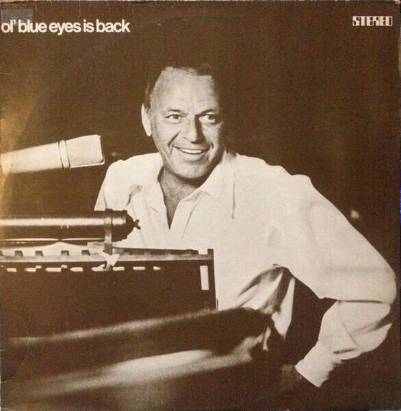 #<Artist:0x00007fd6fa278728> - Ol' Blue Eyes Is Back
