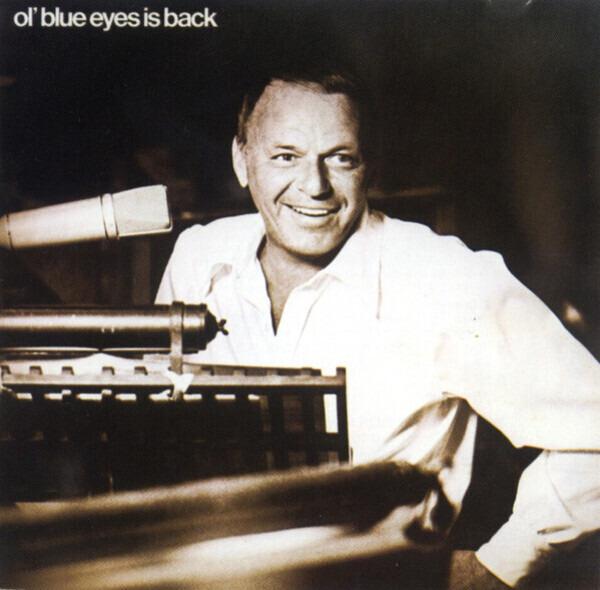 #<Artist:0x00007fd8ed342290> - Ol' Blue Eyes Is Back