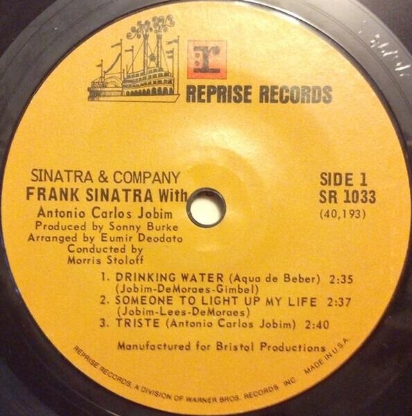 #<Artist:0x007f77d579b3b0> - Sinatra & Company