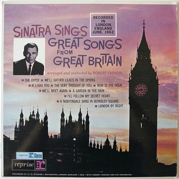 #<Artist:0x007f2783540900> - Sinatra Sings Great Songs from Great Britain