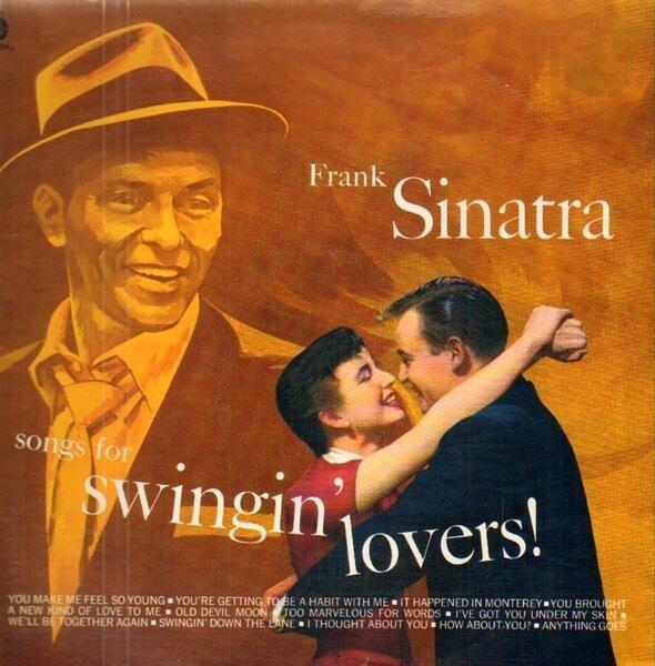 #<Artist:0x00007f3879e9d820> - Songs for Swingin' Lovers