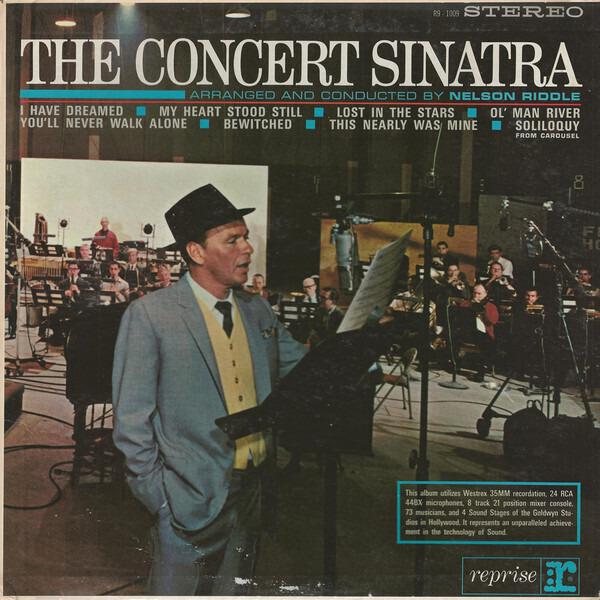 #<Artist:0x007efd25aef988> - The Concert Sinatra