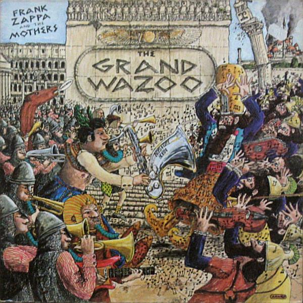 #<Artist:0x00007fd901b8f498> - The Grand Wazoo