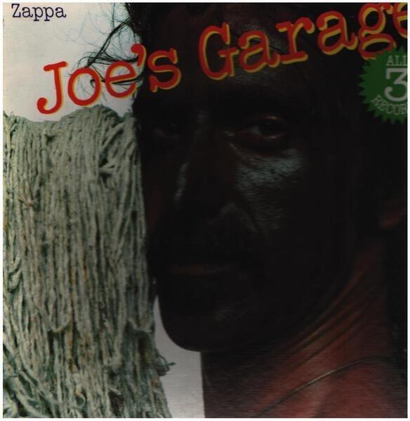 #<Artist:0x00007fcea53e5f50> - Joe's Garage Acts I, II & III