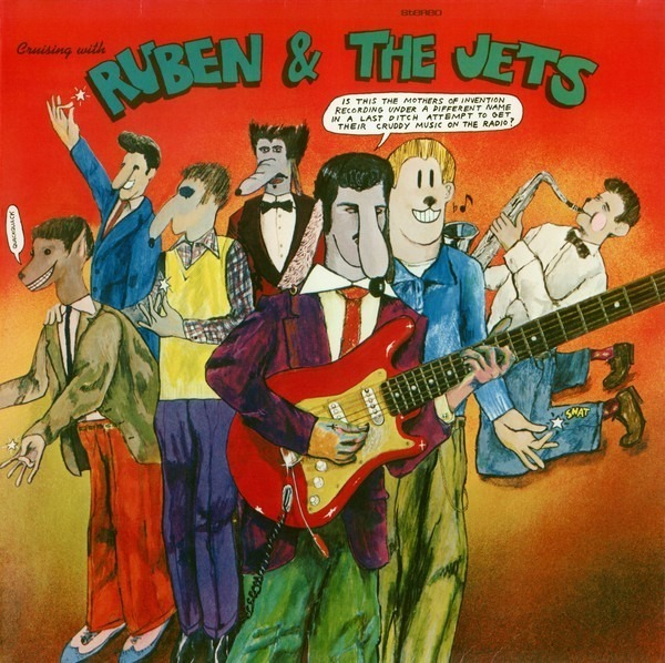 #<Artist:0x007f3381f6dce8> - Cruising with Ruben & the Jets