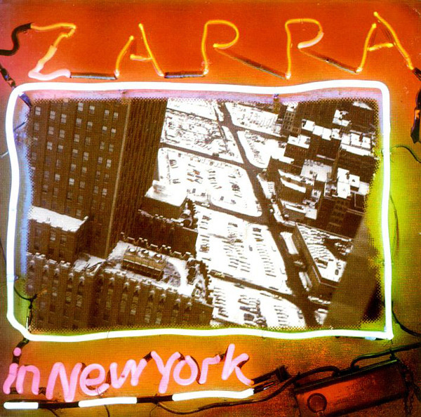 #<Artist:0x0000000006795d28> - Zappa in New York