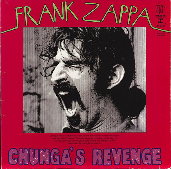 #<Artist:0x0000000005075170> - Chunga's Revenge