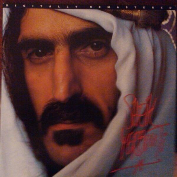 #<Artist:0x00007f65106b6508> - Sheik Yerbouti