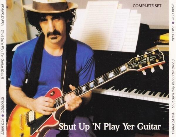 #<Artist:0x000000066b5908> - Shut Up 'n Play Yer Guitar