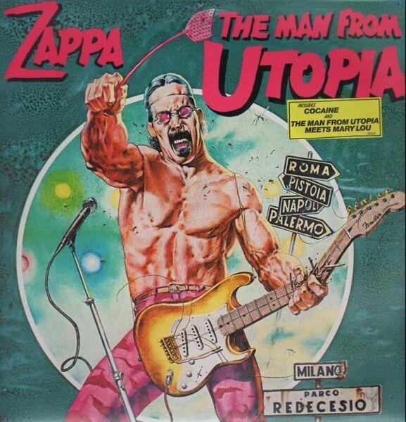 #<Artist:0x007f9f02edd6d8> - The Man from Utopia