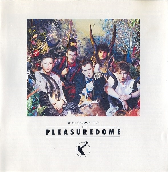 #<Artist:0x007f276b971118> - Welcome to the Pleasuredome