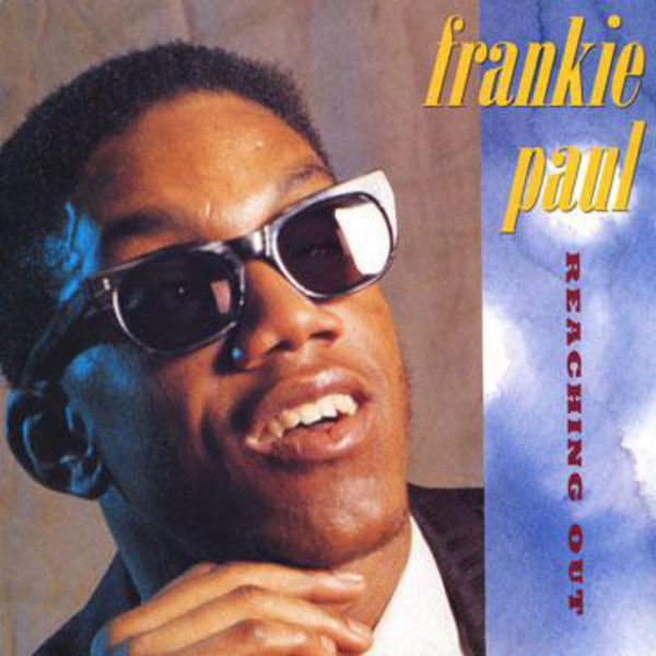FRANKIE PAUL - Reaching Out - CD