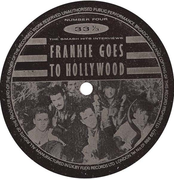 #<Artist:0x007f9eef7a61e8> - The Smash Hits Interviews: Frankie Goes To Hollywood