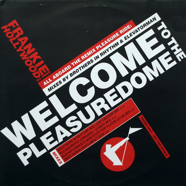#<Artist:0x007fafd3a8f220> - Welcome To The Pleasuredome (All Aboard The Remix Pleasure Ride)