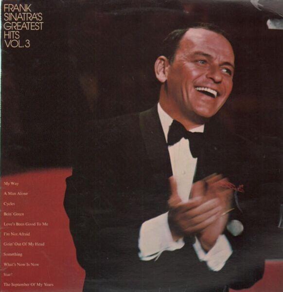 FRANK SINATRA - Frank Sinatra's Greatest Hits, Vol.3 - LP