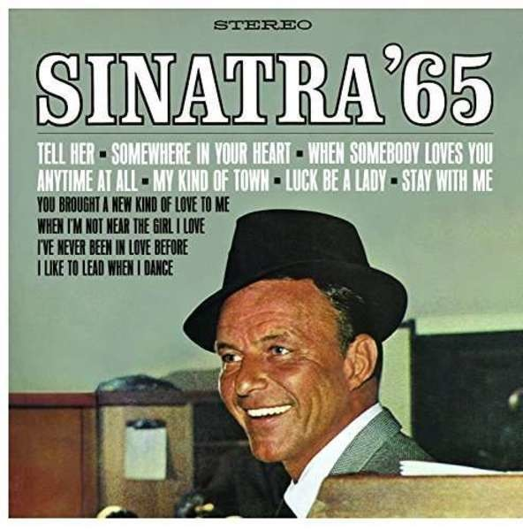 #<Artist:0x00007fd8d87b9158> - Sinatra '65