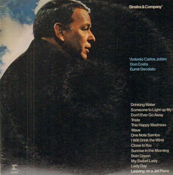 #<Artist:0x007f8b204587a8> - Sinatra & Company