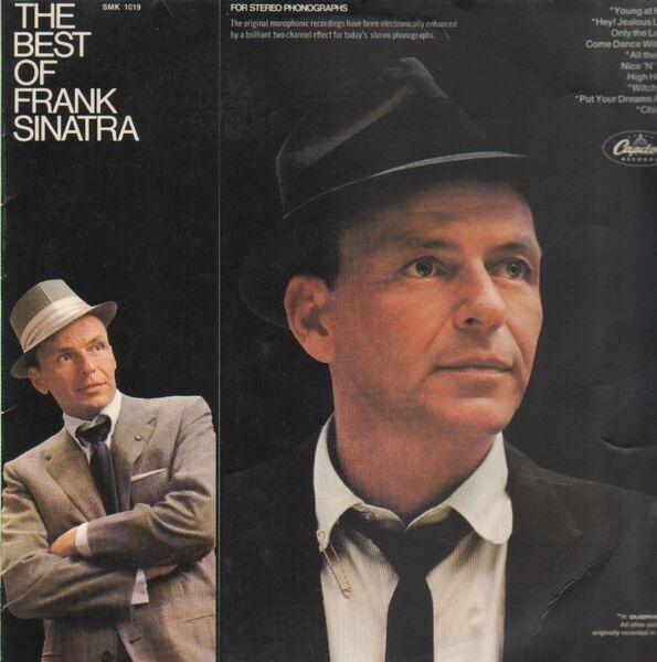 #<Artist:0x00007fd901905470> - The Best Of Frank Sinatra