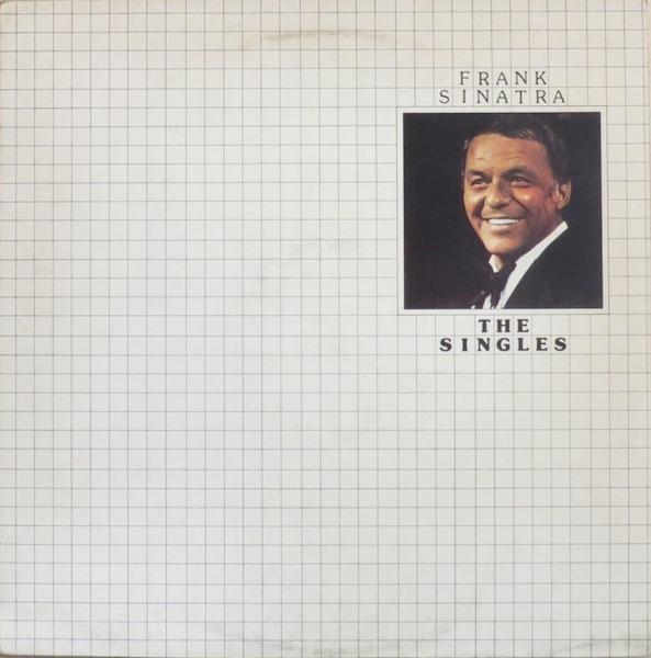 FRANK SINATRA - The Singles - LP