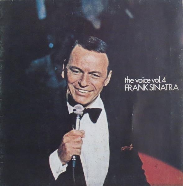 FRANK SINATRA - The Voice Vol.4 - LP