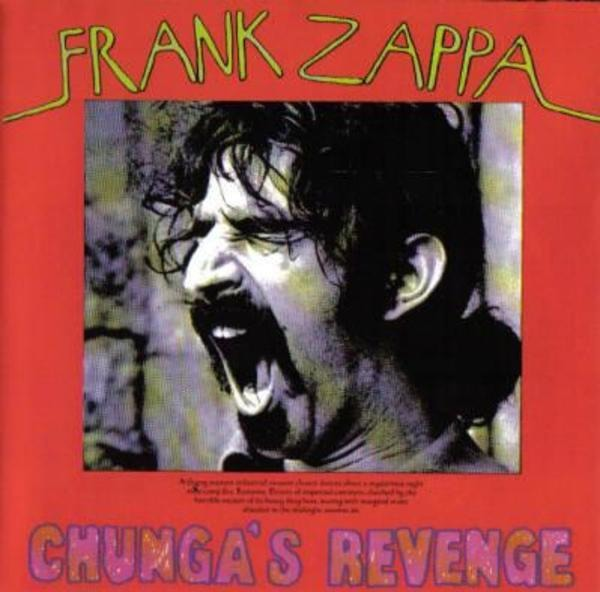 #<Artist:0x00007fd8a22748b8> - Chunga's Revenge