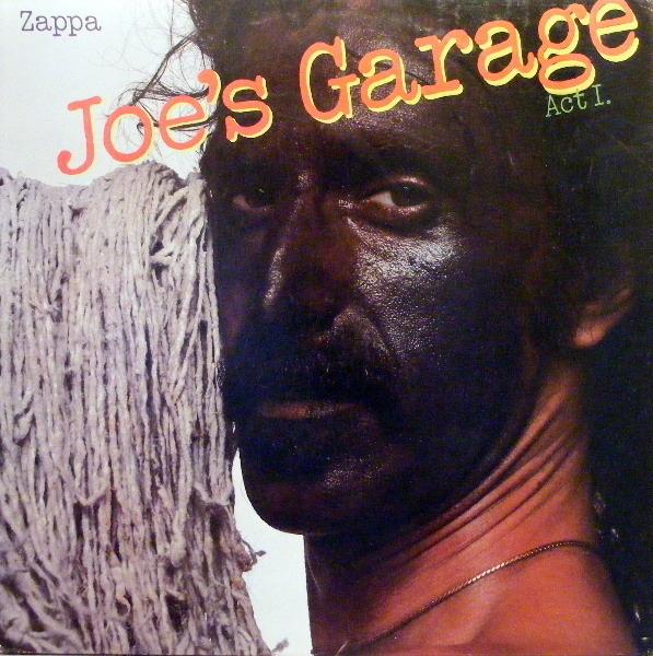 #<Artist:0x00007f387ab81b90> - Joe's Garage Act I
