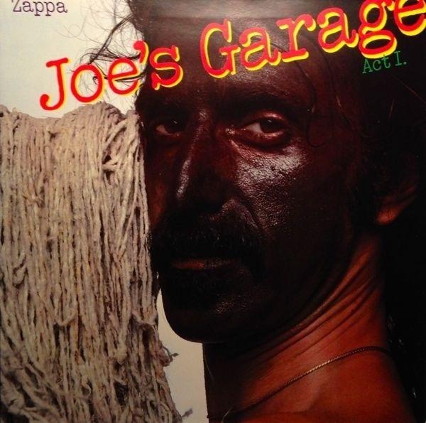#<Artist:0x007f14d7ddf160> - Joe's Garage Act I