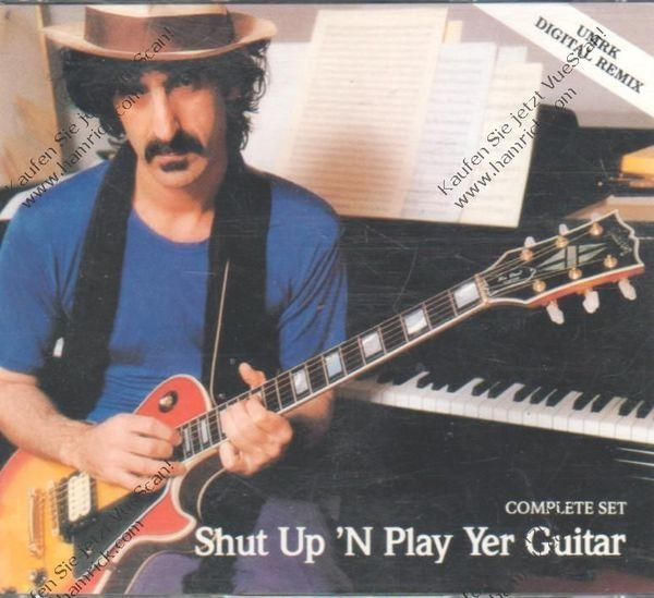 #<Artist:0x00007fd8e709b3d0> - Shut Up 'n Play Yer Guitar