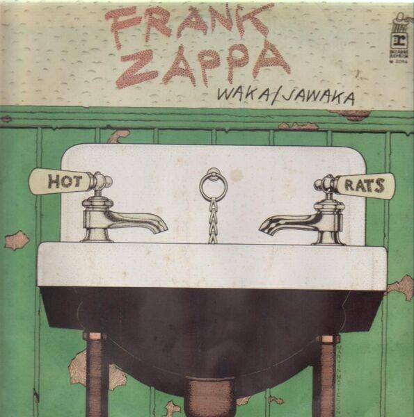frank zappa waka / jawaka