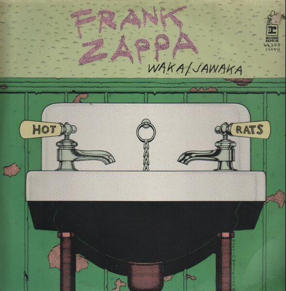 frank zappa waka / jawaka (stemra)