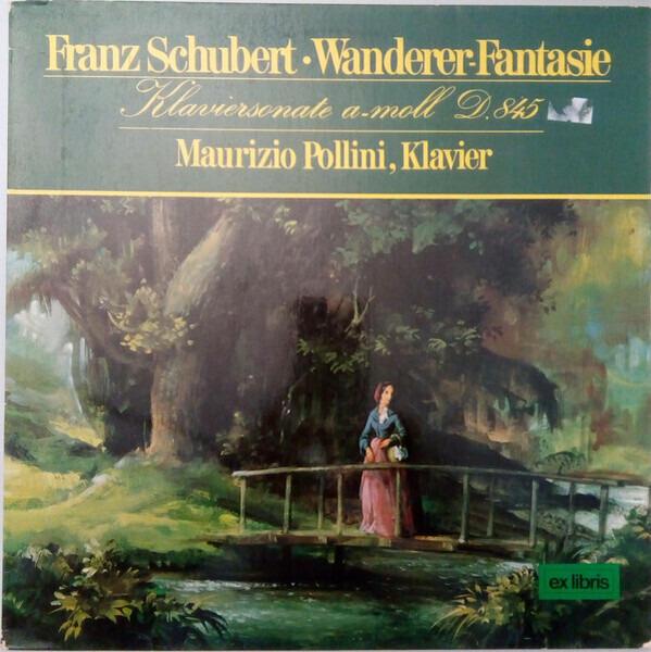 Franz Schubert - Maurizio Pollini Klaviersonate A-moll D. 845