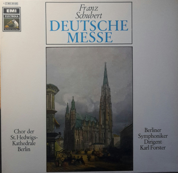 #<Artist:0x007f69355d71b8> - Deutsche Messe